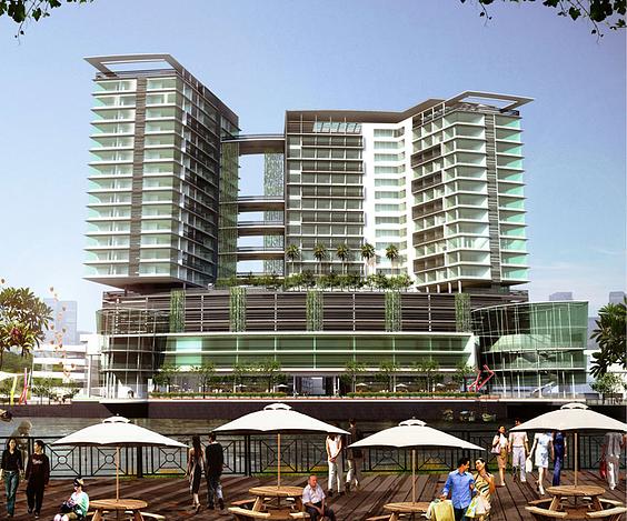 newkuchingwaterfront2