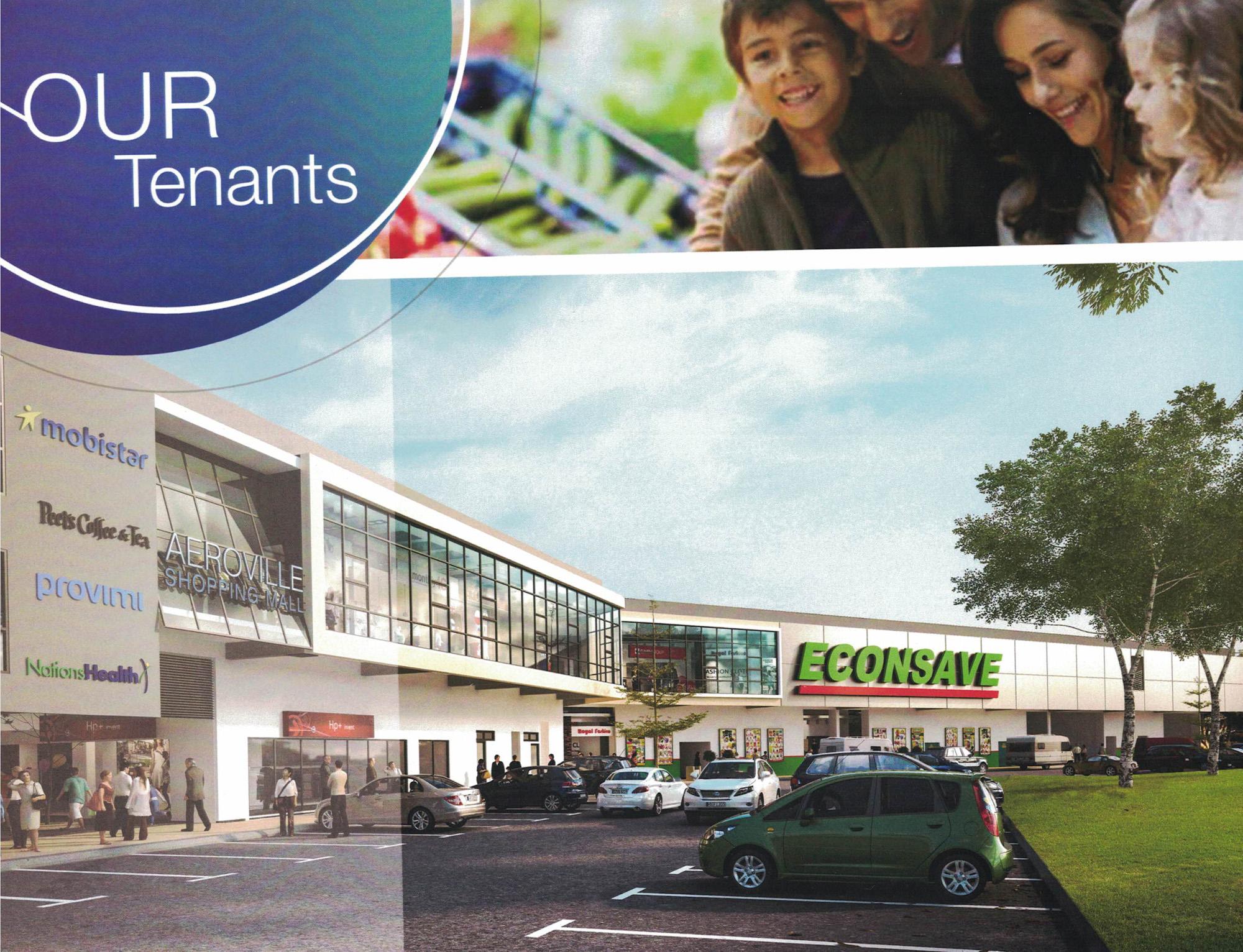 Aeroville Shopping Mall Stutong Kuching